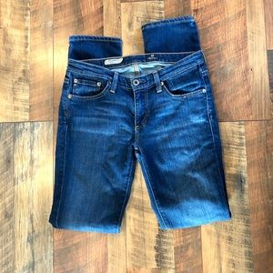 ADRIANO GOLDSCHMEID The Stevie Slim Straight Jeans